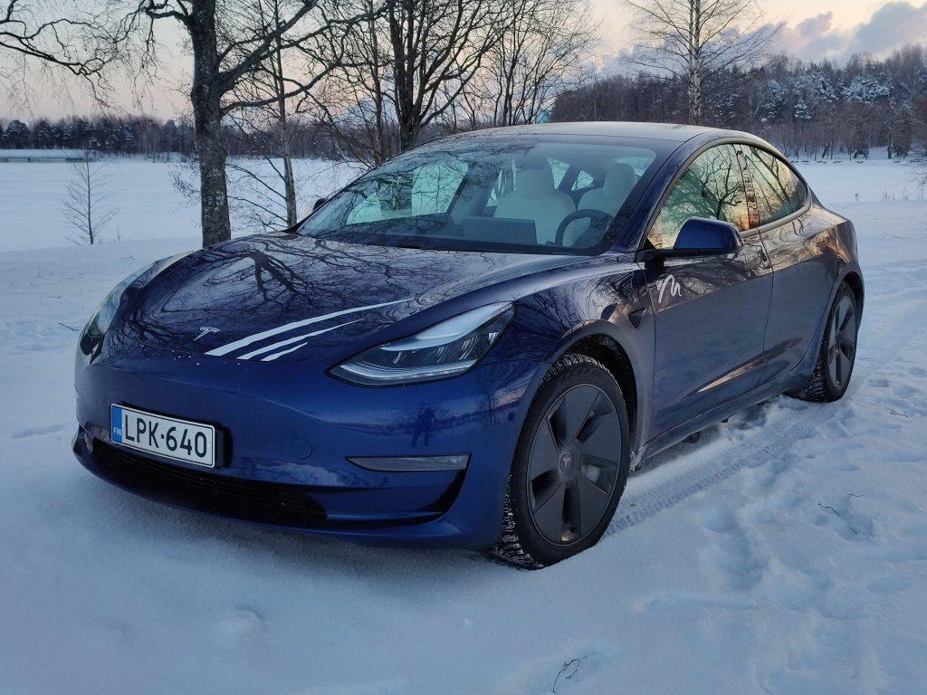 Kuva Tesla Model 3